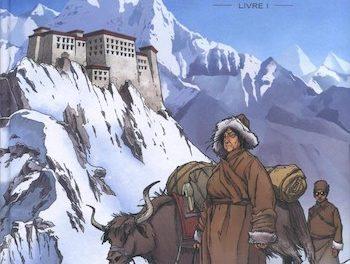 Image illustrant l'article alexandra david néel tome 1 de La Cliothèque