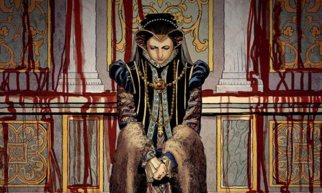 Catherine de Médicis. La reine maudite. Tome 3.