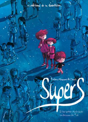 Supers –  Une petite étoile juste en dessous de Tsih