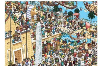 Image illustrant l'article Enquetomania-dans-l-histoire-16-enigmes-qui-te-feront-voyager de La Cliothèque