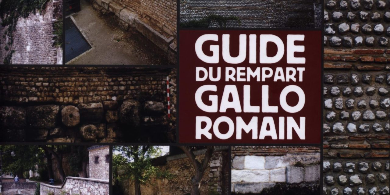 Evreux Mediolanum Aulercorum. Guide du rempart gallo-romain