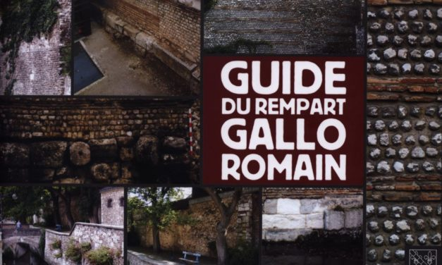 Evreux Mediolanum Aulercorum. Guide du rempart gallo-romain
