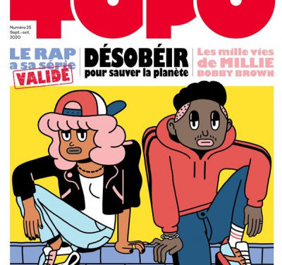 Topo n° 25 : L'actu dessinée pour les moins de 20 ans (et les autres)