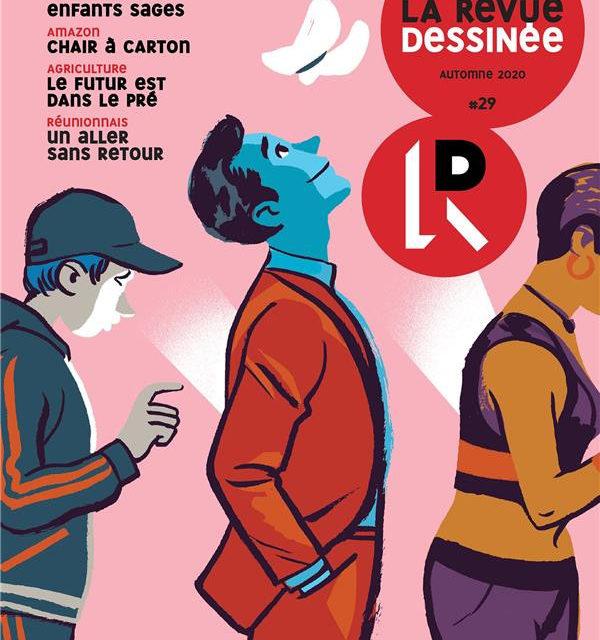 La Revue Dessinée n° 29