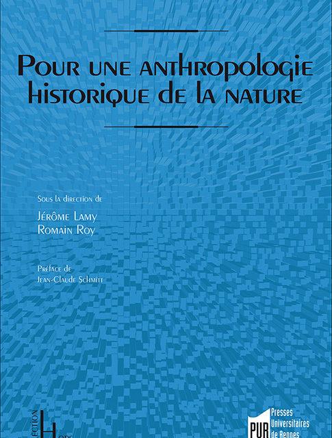 Pour une anthropologie historique de la nature