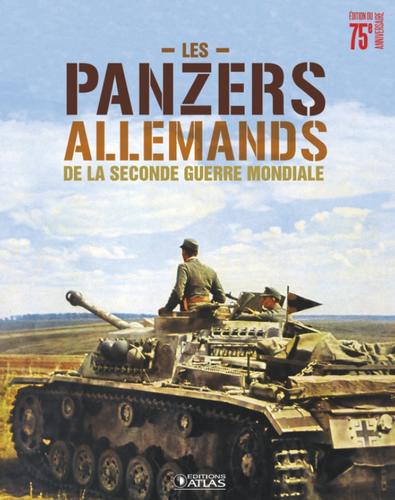 Les panzers allemands de la Seconde Guerre mondiale