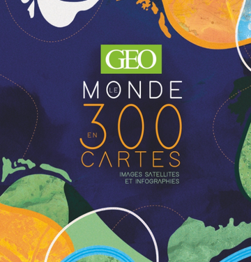 Le monde en 300 cartes
