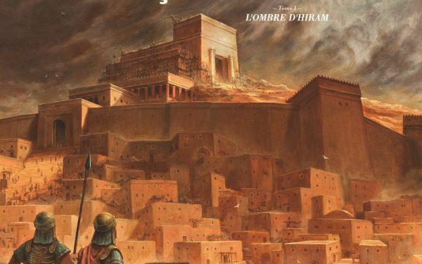 L'épopée de la franc-maçonnerie – Tome 1 – L'ombre d'Hiram
