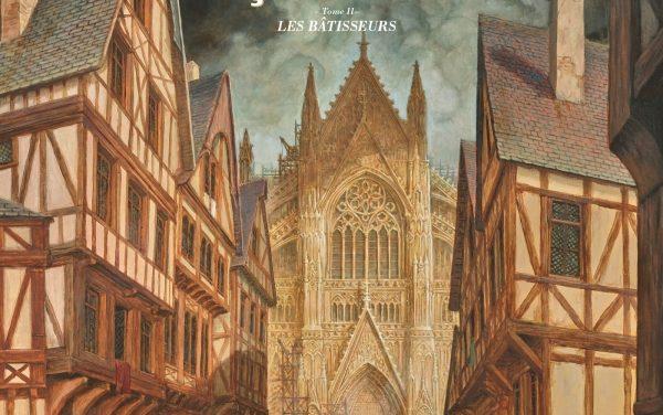 L'épopée de la Franc-maçonnerie – Tome 2 – Les bâtisseurs.