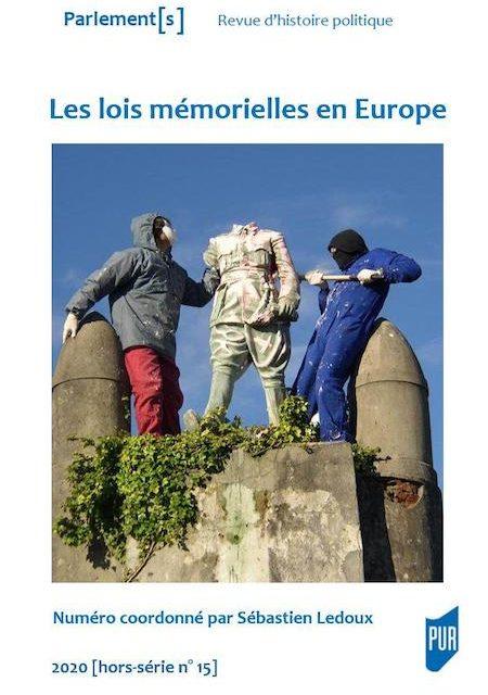 Les lois mémorielles en Europe