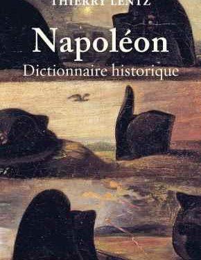 Napoléon ; Dictionnaire historique