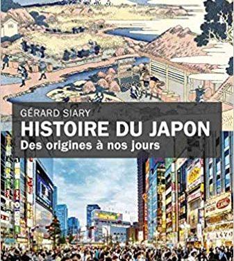 Histoire du Japon. Des origines à nos jours.