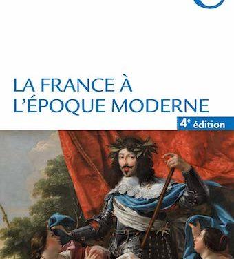 La France à l'époque moderne