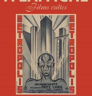 A l'affiche ; Films cultes ; livres-Posters