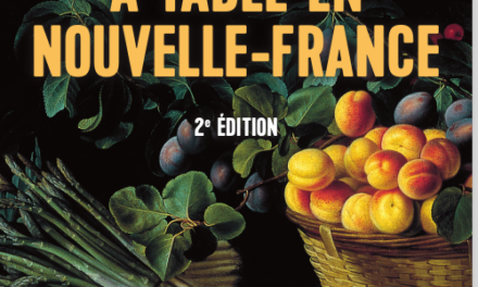 Image illustrant l'article a table de La Cliothèque