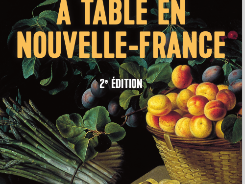 A table en Nouvelle-France