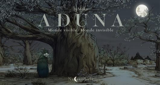Aduna – Monde visible, Monde invisible