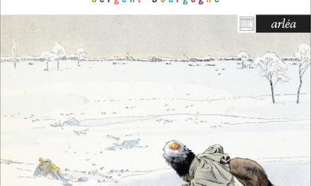 Mémoires du sergent Bourgogne, Arléa, 2020, 445 pages, 15€