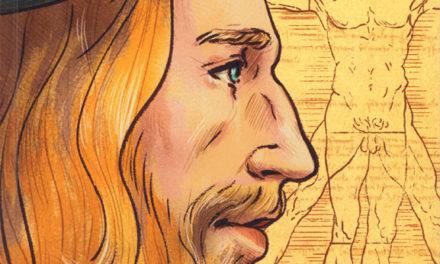 couverture Léonard de Vinci, la renaissance du monde