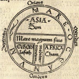 Naissance du mot Méditerranée avec Isidore de Séville au VIIe siècle