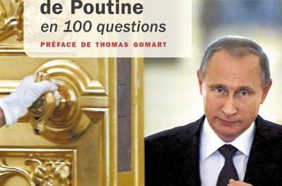 couverture du livre La Russie de Poutine en 100 questions de Tatiana Kastouéva-Jean paru aux Editions Tallandier ; septembre 2020 ; 318 pages ; 10 euros