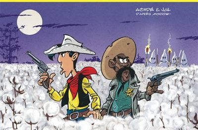Image illustrant l'article Les-Aventures-de-Lucky-Luke-d-apres-Morris-Tome-9-Lucky-Luke de La Cliothèque