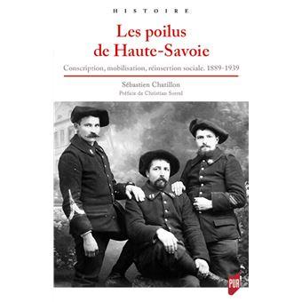 Les poilus de Haute-Savoie
