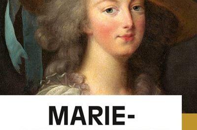 couverture du livre Marie-Antoinette de Cécile Berly paru au éditions PUF, 2020,224 p, 14€