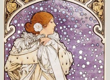 Alphonse Mucha ; La Belle Époque de l'affiche,Editions de la Bibliothèque nationale de France ; Octobre 2020 ; 48 pages ; 19,90 euros