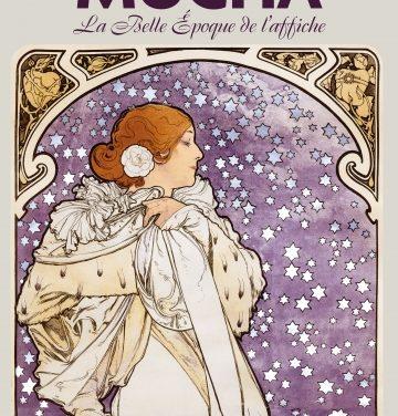 Alphonse Mucha ; La Belle Époque de l'affiche