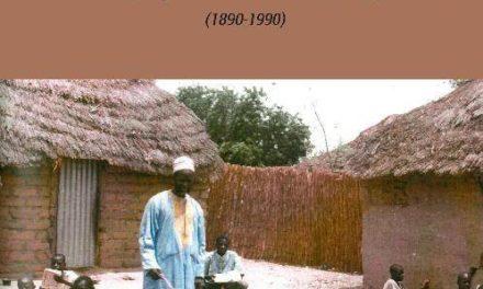couverture École de Ndiaye-Ndiaye Wolof