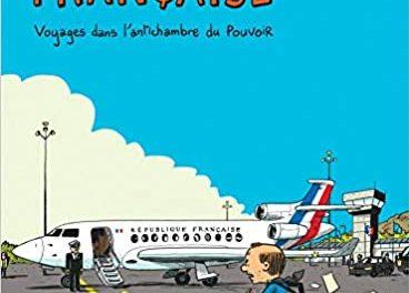 couverture Comédie française : voyages dans l'antichambre du pouvoir