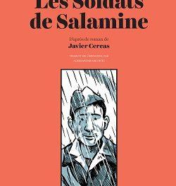 couverture les soldats de Salamine Actes-Sud BD