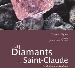 Couverture - Les diamants de saint-Claude-Figarol