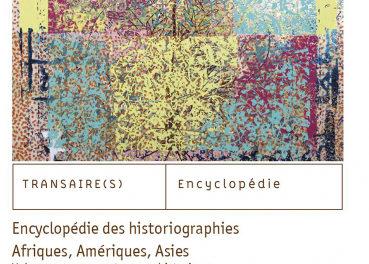 Couverture deEncyclopédie des historiographies. Afriques, Amériques, Asies