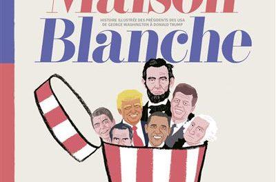 Image illustrant l'article La-Maison-Blanche-Histoire-illustree-des-presidents-des-USA de La Cliothèque