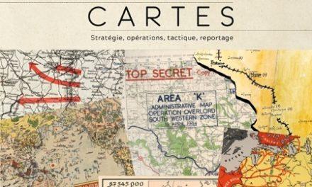 Couverture du livre La Seconde Guerre Mondiale à travers les cartes de Jérémy Black paru aux éditions Glénat, Collection HISTOIRE, 2020, 208 p., 39,95€