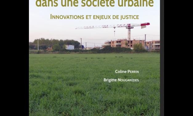 Le foncier agricole dans une société urbaine