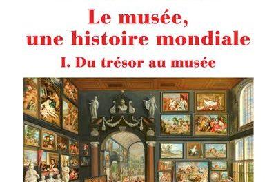 Image illustrant l'article Le-musee-une-histoire-mondiale de La Cliothèque