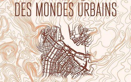 Couverture du livre Atlas des mondes urbains de Eruc VERDEIL paru aux éditions Les presses Sciences Po, 148 p., 2020, 25e