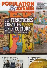 Des territoires créatifs via la culture – L'exemple de la région Sud