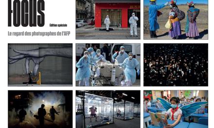 couverture Focus - Edition spéciale - Le regard des photographes de l'AFP, La Découverte, 2020