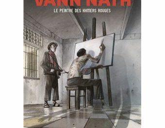 couverture du livre Vann Nath: le Peintre des Khmers Rouges de Paolo Castaldi (Dessinateur), Matteo Mastragostino (Scénariste)paru aux éditions La Boîte à Bulles, 128 pages, 22 euros