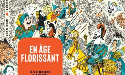 couverture En âge florissant, de la Renaissance à la Réforme La Découverte