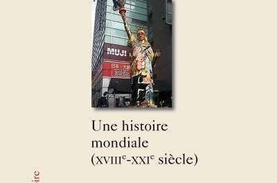 Couverture du livre Américanisation - Une histoire mondiale de Ludovic Tournès, Fayard, 2020, 447 p., 25€