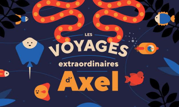 Les voyages extraordinaires d'Axel