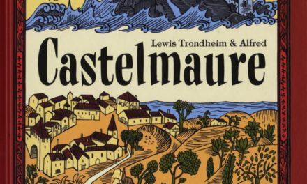 couverture du livre Castelmaure, Lewis Trondheim et Alfred, Delcourt, 2020