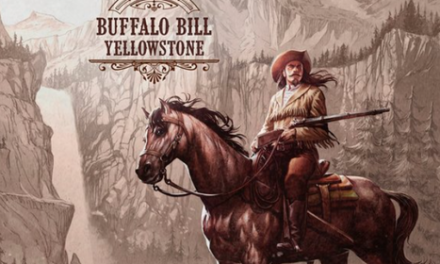 couverture West Legends - Buffalo Bill