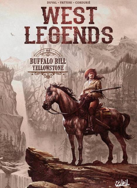 West Legends – Buffalo Bill