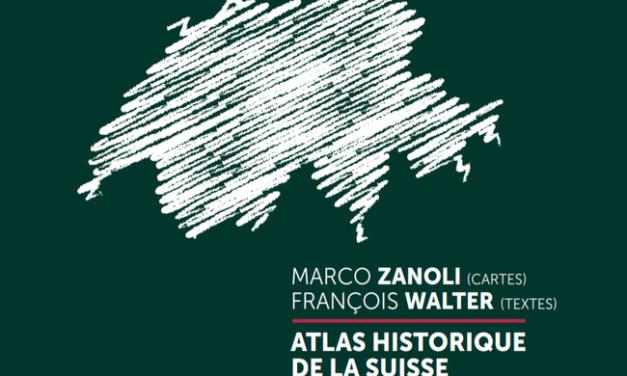 Atlas historique de la Suisse